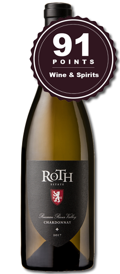 2017 Roth Russian River Valley Reserve Chardonnay