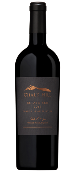 2016 Chalk Hill Estate Red