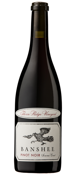 2015 Banshee Thorn Ridge Vineyard Pinot Noir, Sonoma Coast