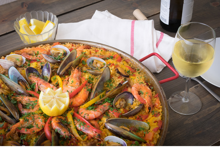 Langtry Paella Party - Saturday, April 21 from 2-5pm