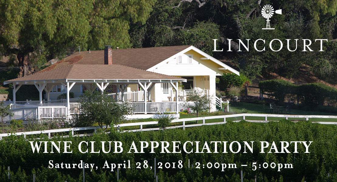 Lincourt Wine Club Appreciation Party