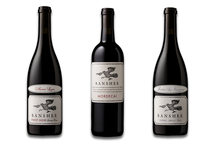 Banshee Red Wine 3-Pack