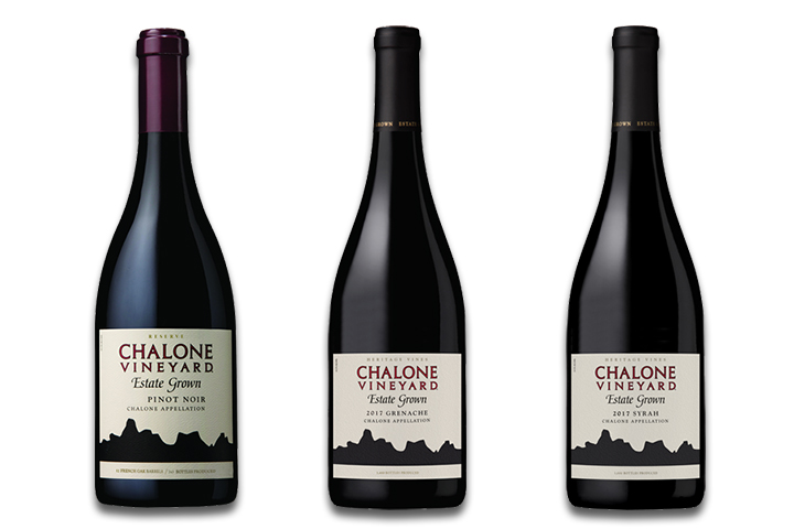 Chalone Red Wine 3-Pack