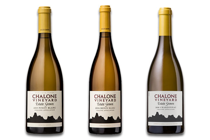 Chalone White Wine 3-Pack
