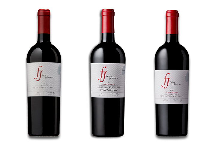 Foley Johnson Red Wine 3-Pack