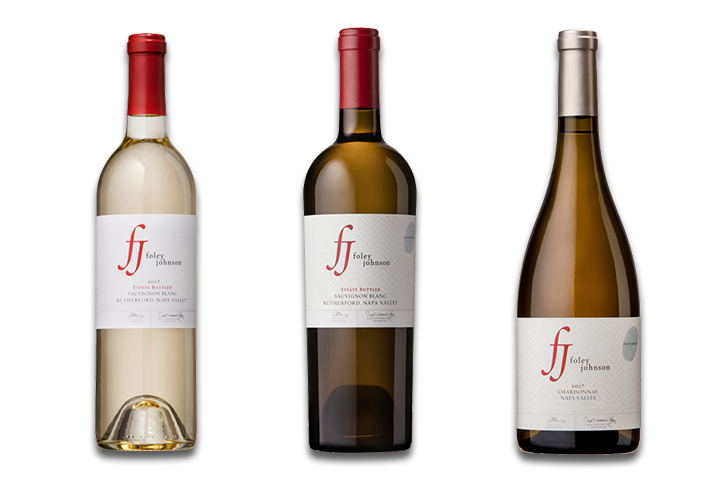 Foley Johnson White Wine 3-Pack