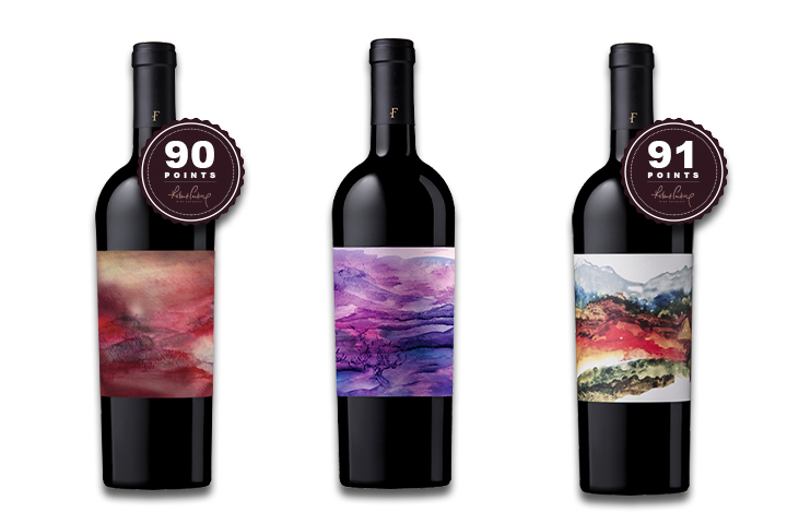 Foley Sonoma Red Wine 3-Pack
