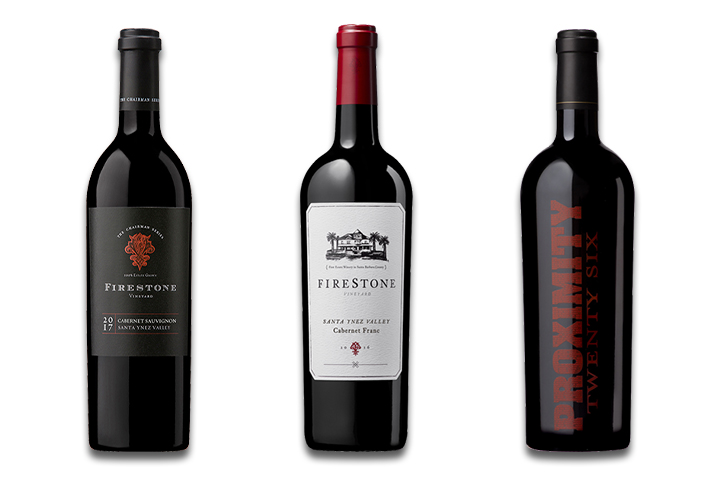 Firestone Red Wine 3-Pack