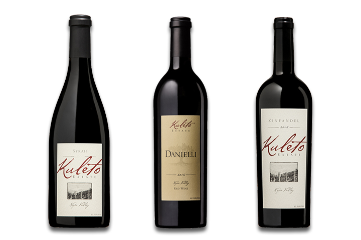 Kuleto Estate Red Wine 3-Pack