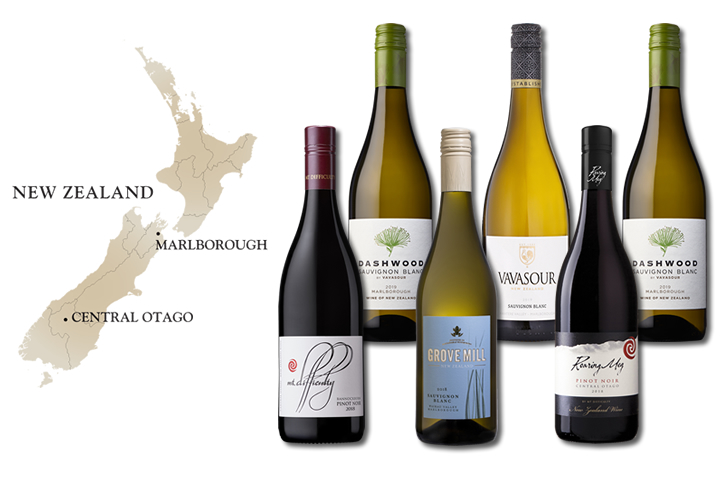 New Zealand Wine Collection