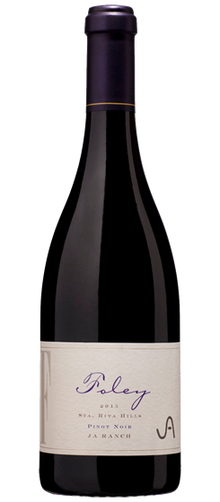 2015 Foley Estates JA Ranch Pinot Noir, Sta. Rita Hills