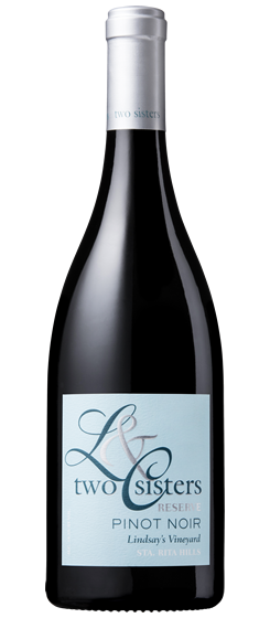 2016 Two SIsters Reserve Pinot Noir