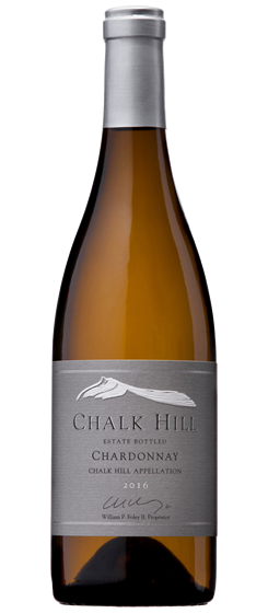 2016 Chalk Hill Estate Chardonnay, Chalk Hill AVA