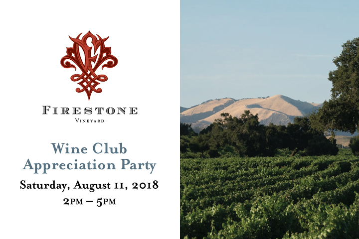 Firestone Appreciation Party - Saturday, August 11, 2018 from 2-5pm