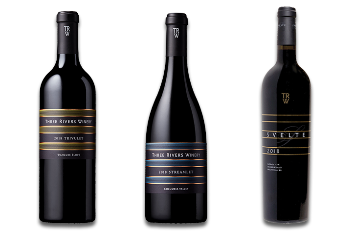 Three Rivers Red Wine 3-Pack
