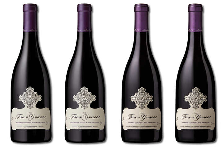 The Four Graces Four Bottle Red Club