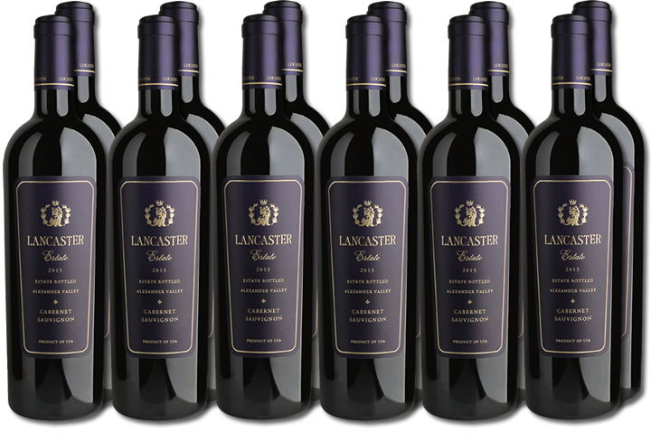 Lancaster Estate 12 Bottle Wine Guild