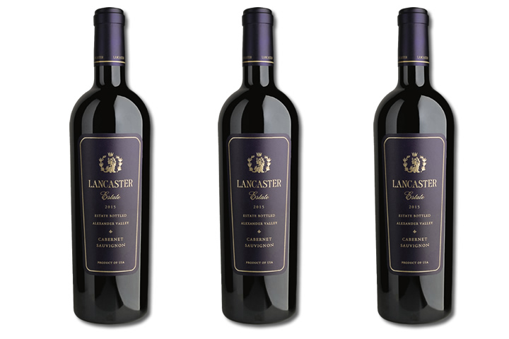 Lancaster Estate 3 Bottle Wine Guild