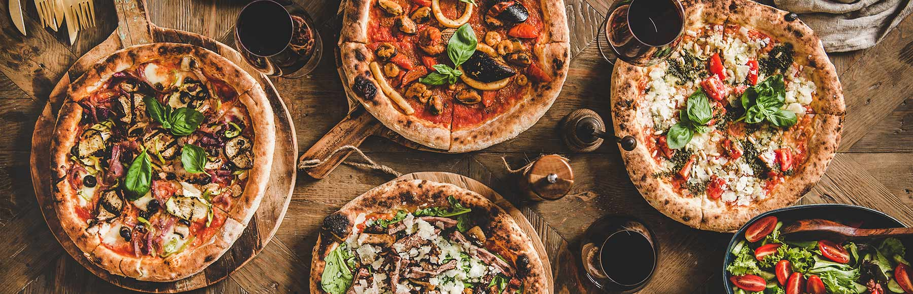 Pizza and Wine Perfect Pairings