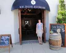Foley Food & Wine Society tasting room