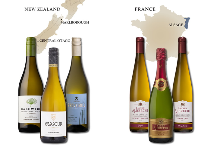 World White Wine Collection