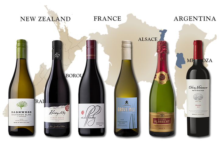 World Wine Collection