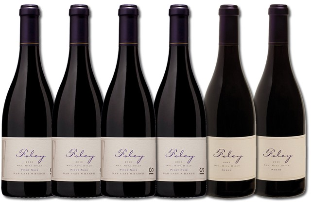 6 Bottles of red wine from Foley Estates