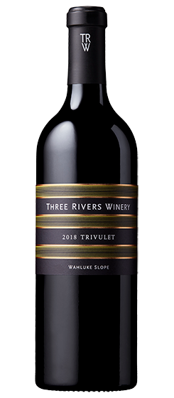 2018 Three Rivers Trivulet Red, Wahluke Slope