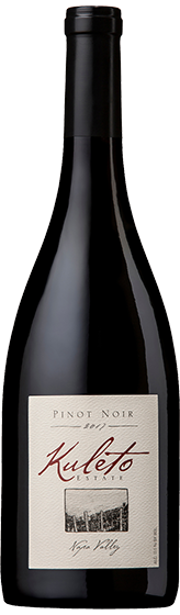 2017 Kuleto Estate Pinot Noir