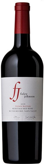 2016 Foley Johnson Estate Meritage, Rutherford