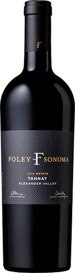 2016 Foley Sonoma Estate Tannat, Alexander Valley