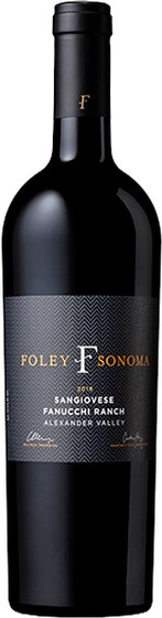 2018 Foley Sonoma Fanucchi Ranch Sangiovese, Alexander Valley