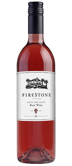 2020 Firestone Vineyard Rosé, Santa Ynez Valley