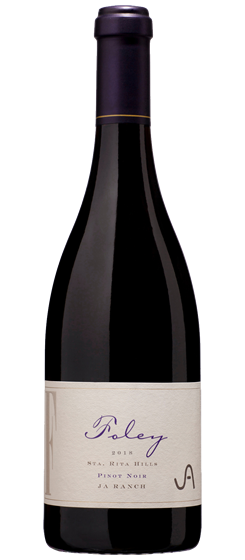 2018 Foley Estates JA Ranch Pinot Noir, Sta. Rita Hills