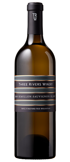 2019 Three Rivers Artz Vineyard Semillon/Sauvignon Blanc Blend, Red Mountain