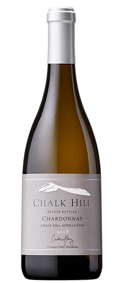 2018 Chalk Hill Estate Chardonnay, Chalk Hill AVA (375 mL)