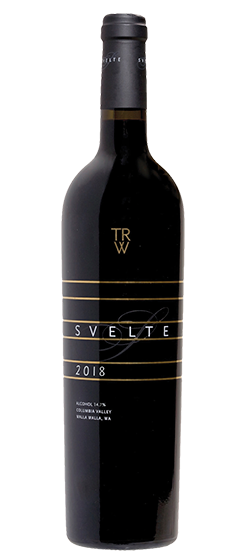 2018 Three Rivers Svelte Bordeaux Red, Columbia Valley