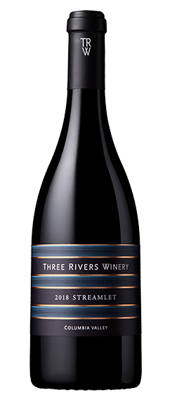 2018 Three Rivers Streamlet Red, Columbia Valley