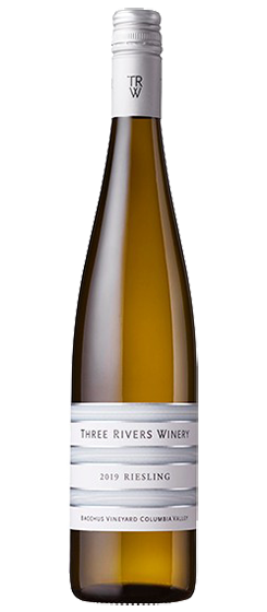 2019 Three Rivers Bacchus Vineyard Riesling, Columbia Valley
