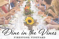Event Ticket - 2019 Dine in the Vines
