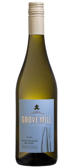 2018 Grove Mill Sauvignon Blanc, Marlborough