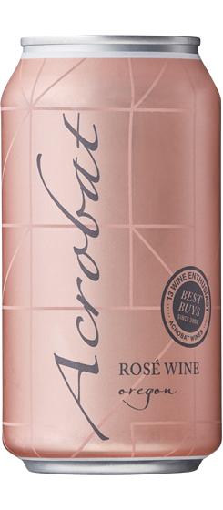Acrobat Rosé (12x375ml can)