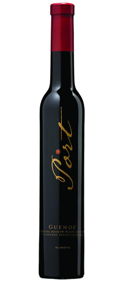 2010 Langtry Petite Sirah Port, Serpentine Meadow, Guenoc Valley AVA (375ml)