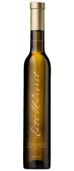 2015 Guenoc Late Harvest Viognier, Guenoc Valley AVA (375ml) Image
