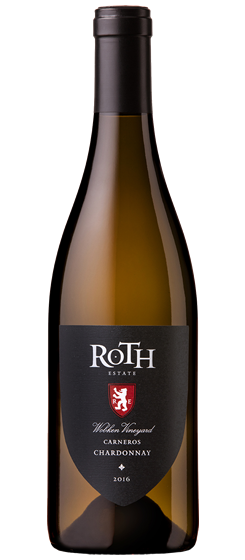 2016 Roth Wobken Vineyard Steel Chardonnay, Carneros