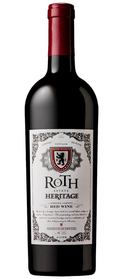 2016 Roth Heritage Red, Sonoma County