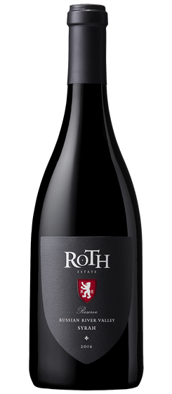 2016 Roth Syrah, Russian River Valley