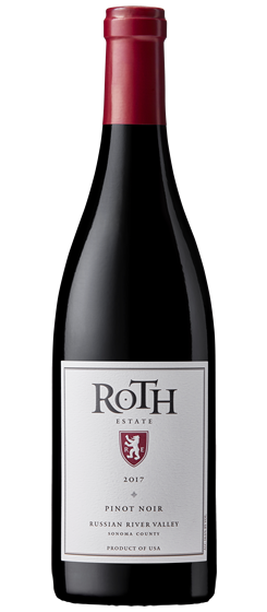 2017 Roth Pinot Noir, Russian River Valley