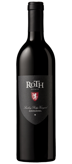 2017 Roth Zinfandel Smokey Ridge Reserve, Dry Creek Valley