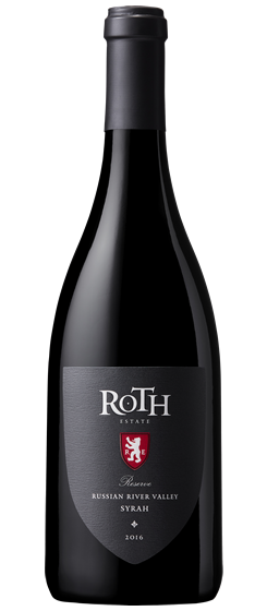 2016 Roth Reserve Syrah, Russian River Valley